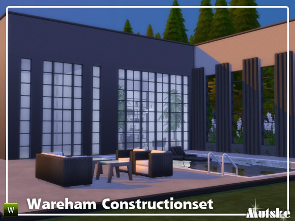The Sims Resource: Wareham Constructionset Part 4 by mutske