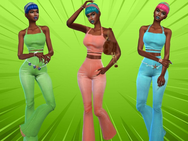The Sims Resource: Shes Charmin Set by Teenageeaglerunner