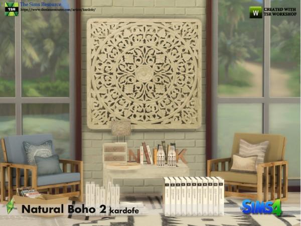 The Sims Resource: Natural Boho Room 2 by kardofe