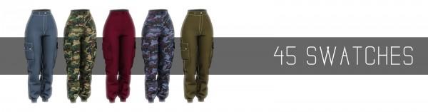 Simpliciaty: Marnie Cargo Pants