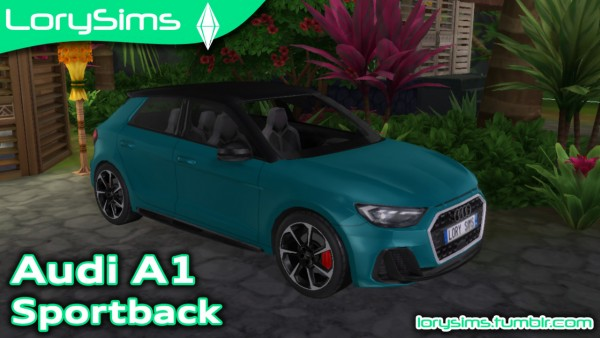 Lory Sims: Audi A1 Sportback
