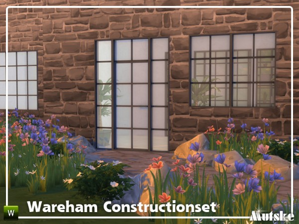 The Sims Resource: Wareham Constructionset Part 3 by mutske