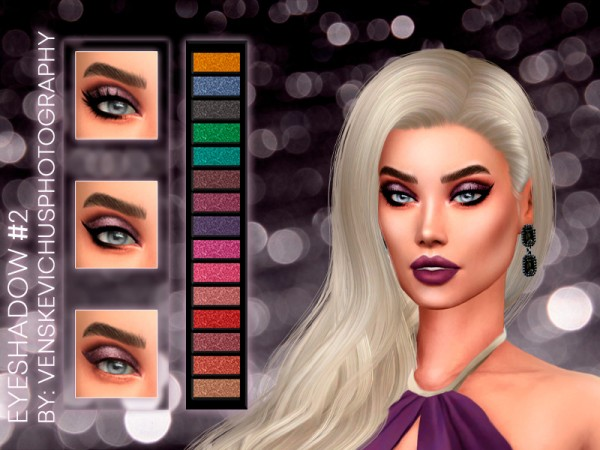 The Sims Resource: VPH Eyeshadow 2 by Jul Haos