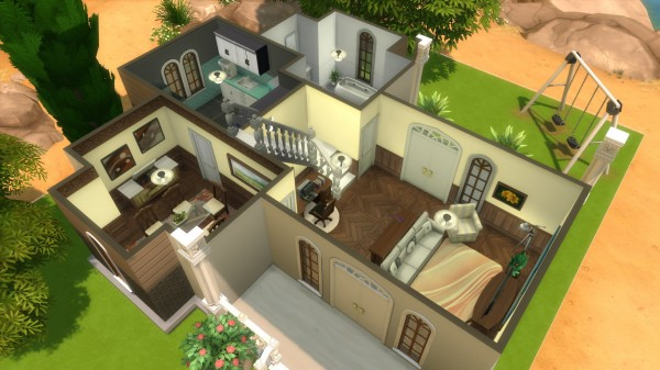 Mod The Sims: The Millers   NO CC by iSandor