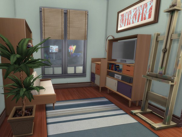 The Sims Resource: Doyle Micro Home by Ineliz