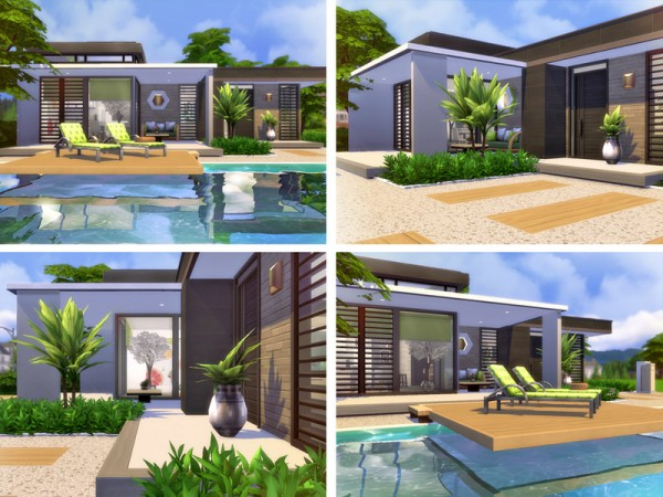 The Sims Resource: Celio House by Rirann
