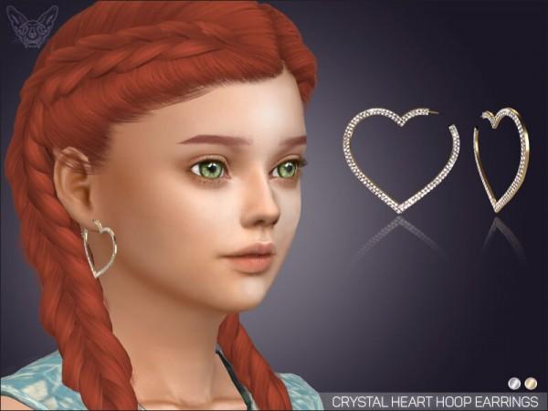 Giulietta Sims: Festive Star Earrings For Kids