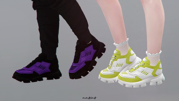 MMSIMS: Thunder Sneakers