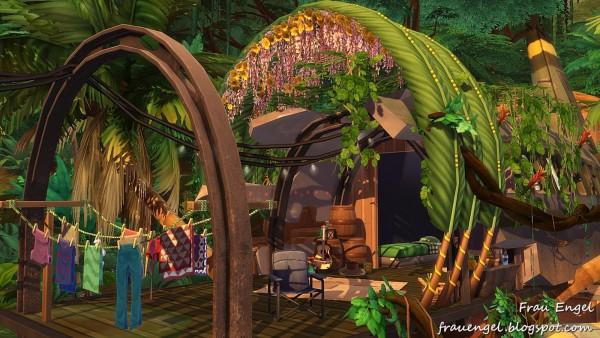 Frau Engel: Lost in Jungle