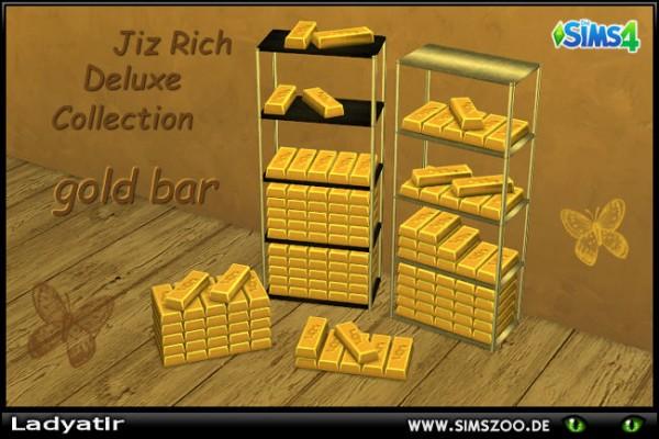 Blackys Sims 4 Zoo: Rich Deluxe Collection   goldbar