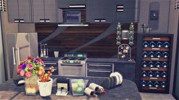 Agathea k: Modern Jungle Apartment