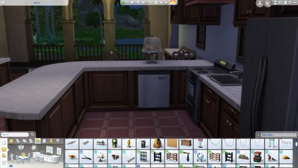 Mod The Sims: Under counter mini fridge by blueshreveport
