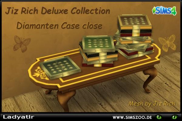 Blackys Sims 4 Zoo: Diamonds Case close by ladyatir