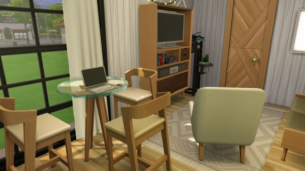 Sims Artists: Aloes House