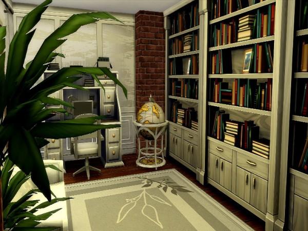The Sims Resource: New York Townhouse by GenkaiHaretsu
