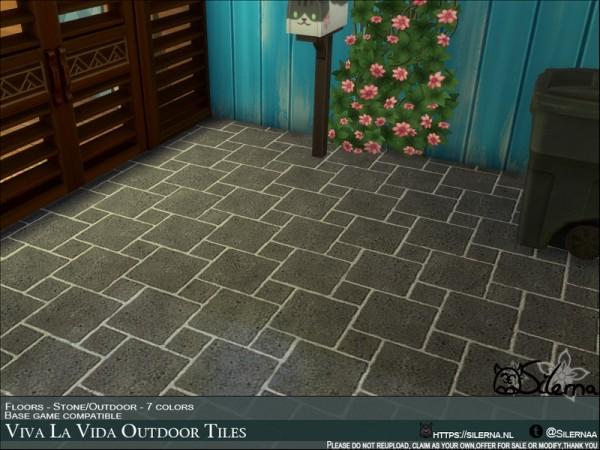 The Sims Resource: Viva La Vida Tiles by Silerna