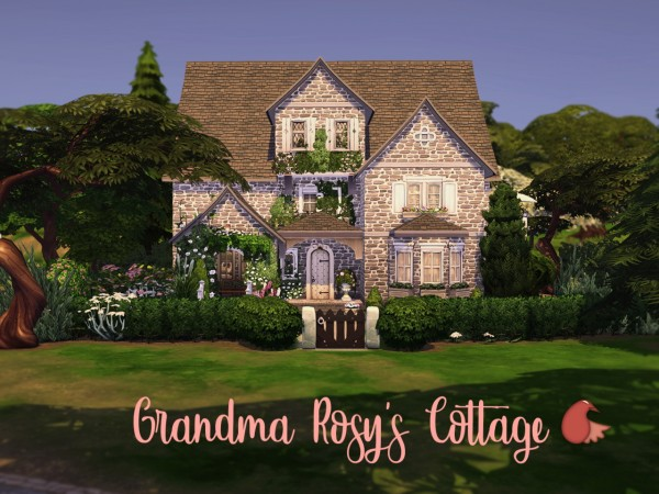 Miss Ruby Bird: Grandma Rosy's Cottage