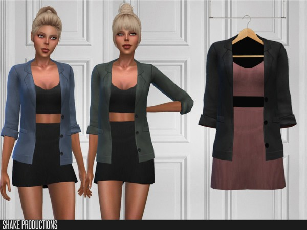 The Sims Resource: 390   Dress by ShakeProductions