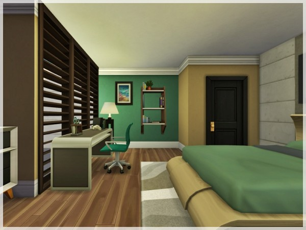 The Sims Resource: Craig House by Ray Sims