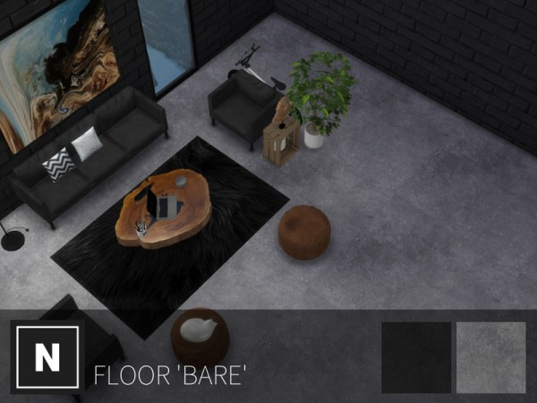 The Sims Resource: Bare  floor by networksims