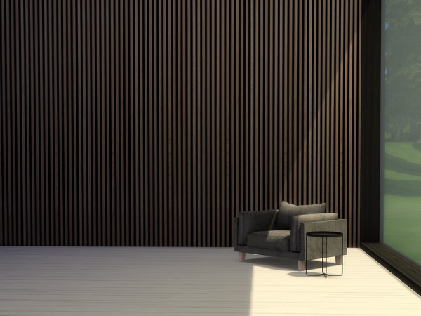 The Sims Resource: RyCrys Screen Wood Walls by rl2802