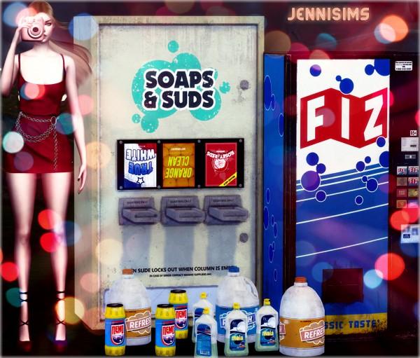 Jenni Sims: Decoratives Soap