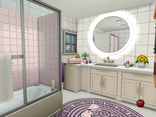 The Sims Resource: Rosa   small home by melapples