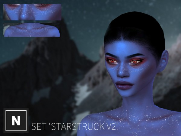The Sims Resource: Starstruck v2    details set by networksims