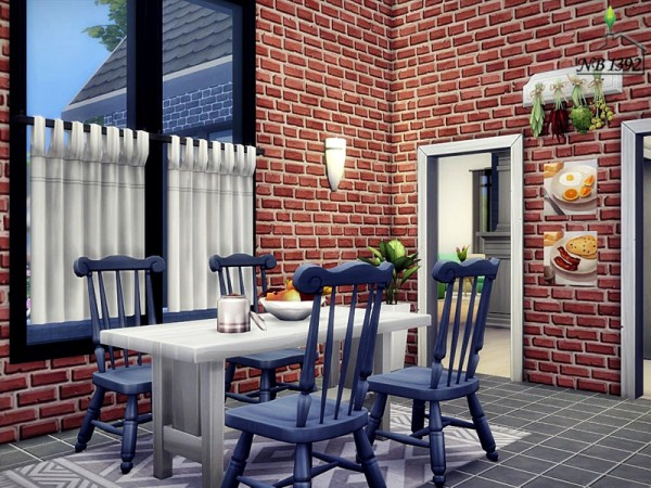 The Sims Resource: Mon Asile (No CC!) by nobody1392