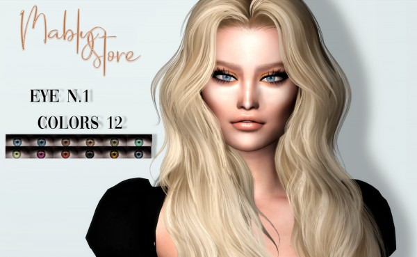 Mably Store: Eyes N1