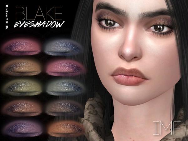 The Sims Resource: Blake Eyeshadow N.135 by IzzieMcFire