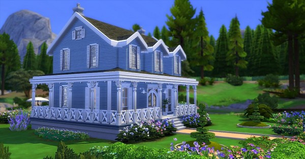 Luniversims: Victoria House by Sirhc59