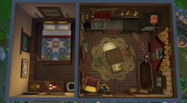 Sims Artists: Le bon vieux temps