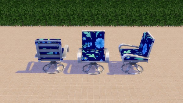 Mod The Sims: Garden furniture by hippy70