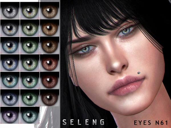 The Sims Resource: Eyes N61 by Seleng