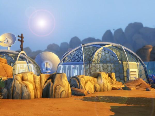 The Sims Resource: Martian Starter by dasie2