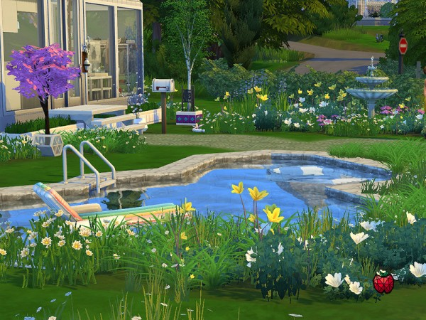 The Sims Resource: Verona   micro home   no ccc by melapples