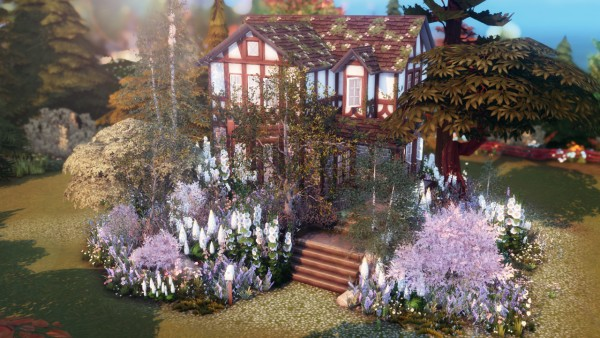 Gravy Sims: Magical Cottage