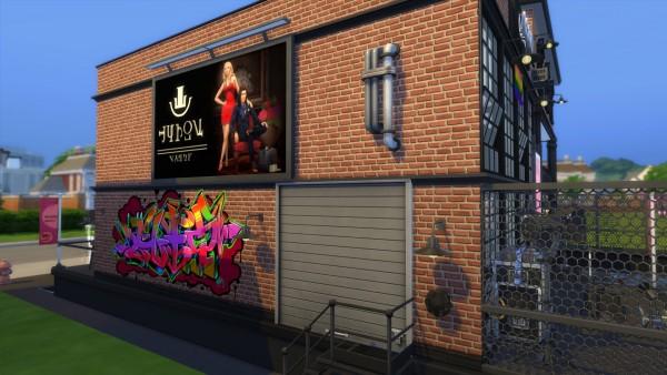 Mod The Sims: Karaoke   La Banana Molona (No CC) by mamba black