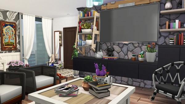 Aveline Sims: Tumblr Roomates Apartment