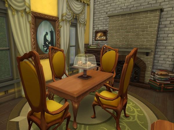 The Sims Resource: Pillar Estate by Ineliz