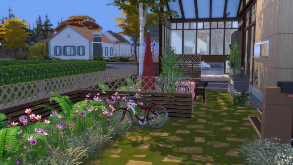Dinha Gamer: Wodden House
