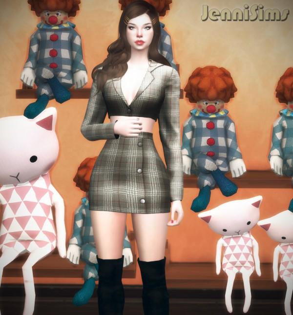 Jenni Sims: Kids Clutter Dolls