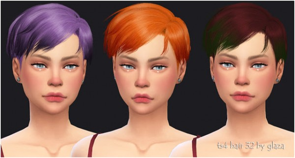 All by Glaza: Hair 32