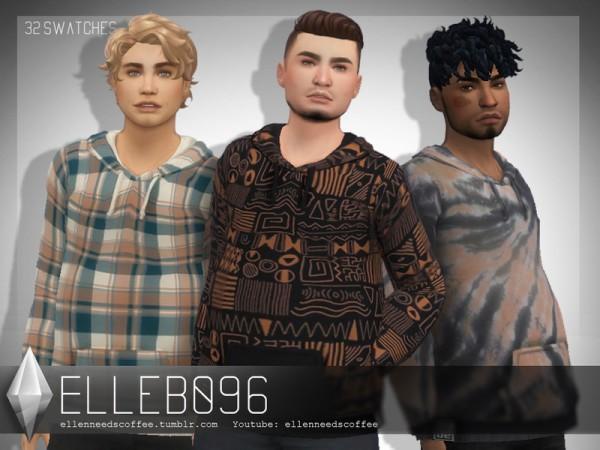 The Sims Resource: Harvey Hoodie by Elleb096