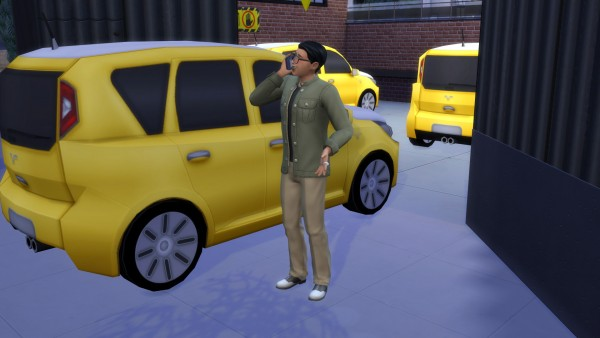 Mod The Sims: Driver Career by SweetiePie
