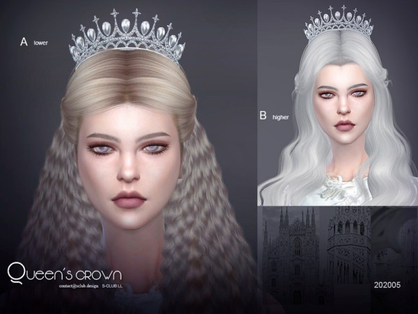 The Sims Resource: Crown 202005 by S Club