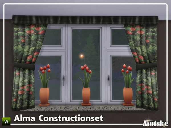 The Sims Resource: Alma Constructionset Part 3 by mutske