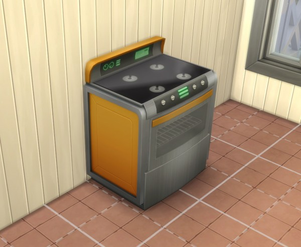 Mod The Sims: Schmapple Oven with Experimental Food by aldavor
