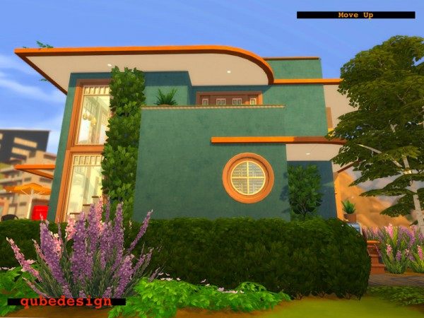 The Sims Resource: Move Up! No CC by QubeDesign
